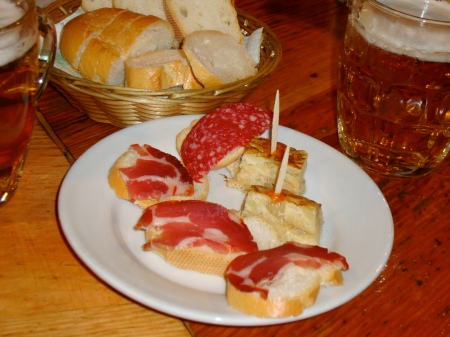 ham-and-salami-tapas