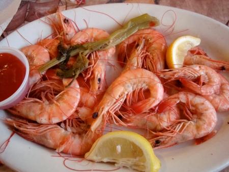 Lil' Rays Fresh Shrimp