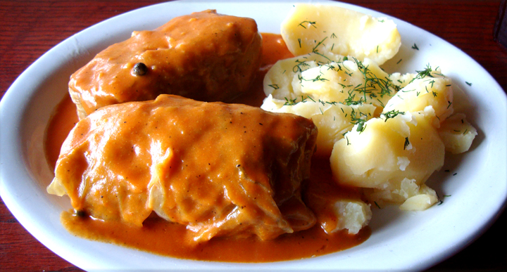 Stuffed Cabbage and Potatoes - Ultimate Comfort Food