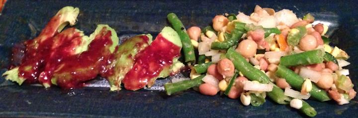 Avocado Sashimi | Sauce Boss Blog
