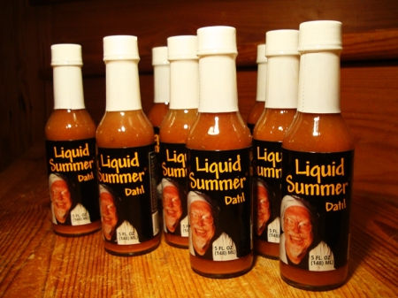 The hot  sauce for the new millennium.