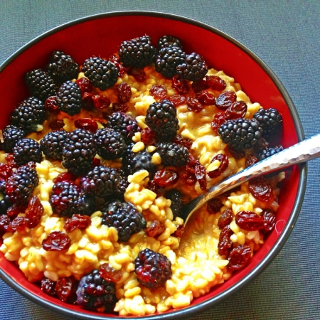 OatBlackberries