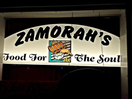 Zamorah'sSign